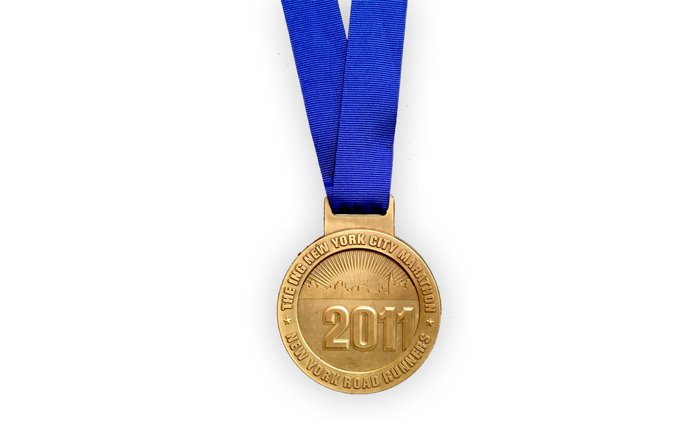 2011-new-york-city-marathon-finisher-medal