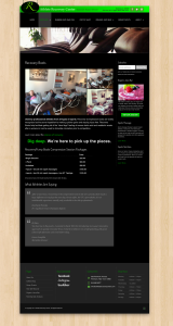 Athlete Recovery Center Home Page