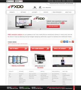 FXDD Home Page