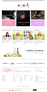 Savvy Chic Consignment - Home Page