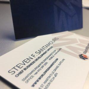 WorldWideMarkets Business Card