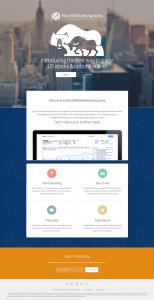 WorldWideMarkets Equities Landing Page