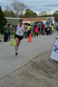 Sugarloaf Marathon Finish, 2:58:11