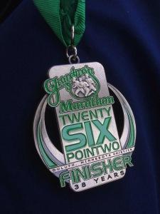 2014 Finisher Medal