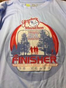 2014 Finisher T-Shirt