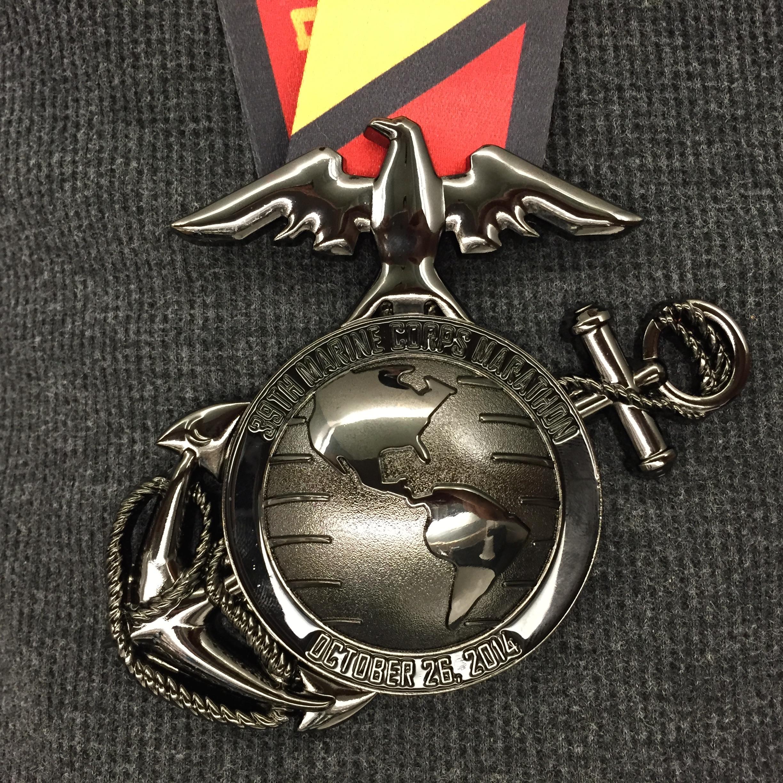Jonathan Farrell – Marine Corps Marathon