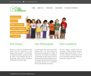 Goal Program Home Page