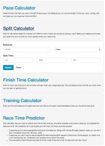 Running Calculators Example – Desktop