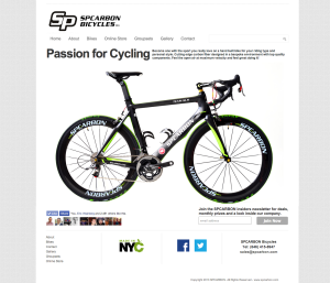 SPCarbon Home Page