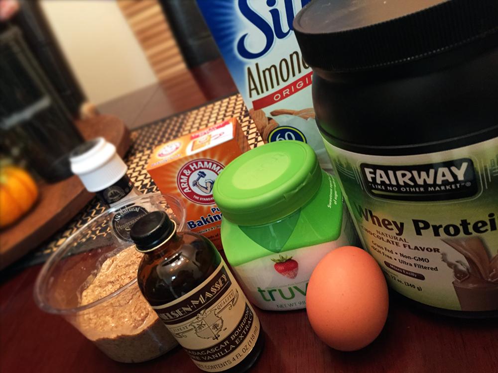 protein-brownies-ingredients