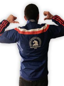 2015 Boston Marathon Jacket