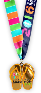 2016 Finisher's Medal