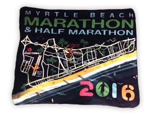 2016 Race Blanket