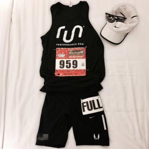 2016 Baltimore Marathon Race Outfit